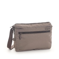 Hedgren EYE Small Crossover RFID Bag -SEPIA