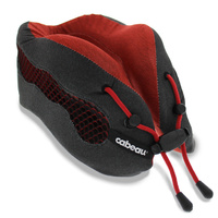 Cabeau Evolution COOL 2.0 Memory Foam Travel Pillow - RED