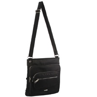 Pierre Cardin RFID PC2417 Cross Body Bag - BLACK