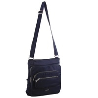 Pierre Cardin RFID PC2417 Cross Body Bag - NAVY
