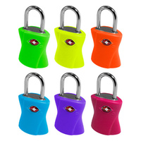 Edge TSA Approved Keyed Luggage Locks