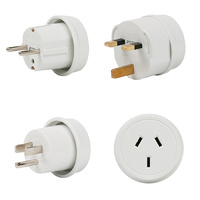 Jackson Travel Adaptor Set (3 pack)