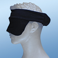 The Travel Halo - Sleep Mask and Head Rest D
