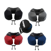 Cabeau Evolution S3 Memory Foam Travel Pillow - BLACK, BLUE, RED or GREY