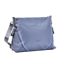 Hedgren Drive Large Hobo - BRIGHT NAVY BLUE