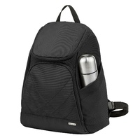 Travelon Anti-Theft Classic 18 Litre Backpack - BLACK