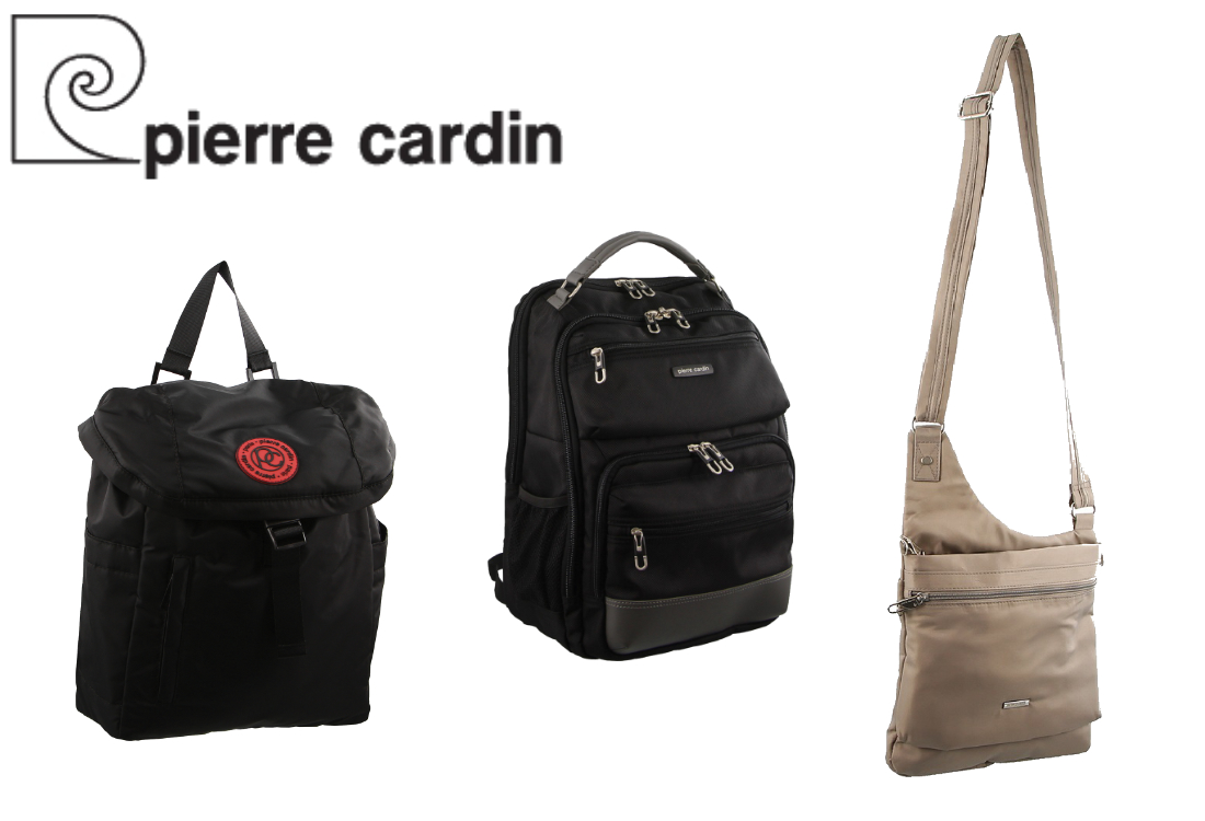 Pierre Cardin Bags - Anti-Theft/RFID