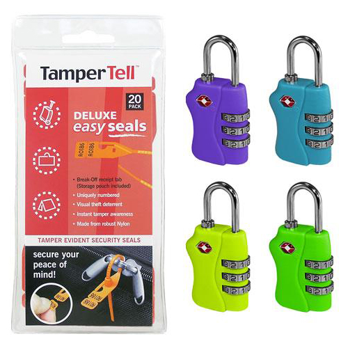 Luggage Locks & Security